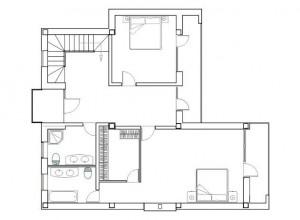 Casa Blanca. model CB2