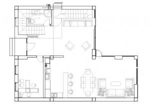 Casa Blanca. model CB3